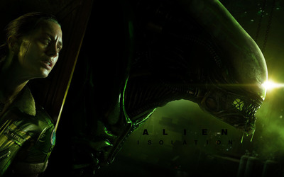 Alien: Isolation [3] wallpaper