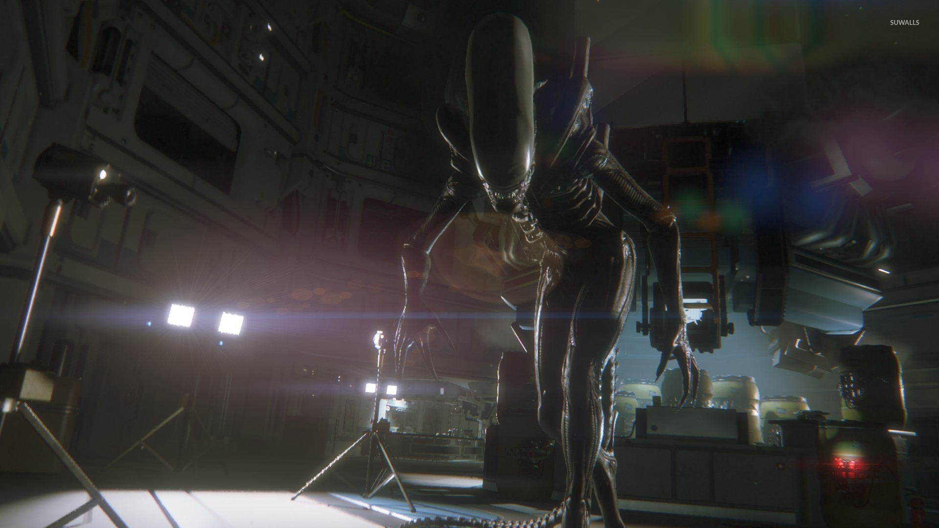 alien isolation 7 wallpaper game wallpapers 36651