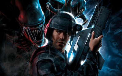 Aliens: Colonial Marines [2] wallpaper