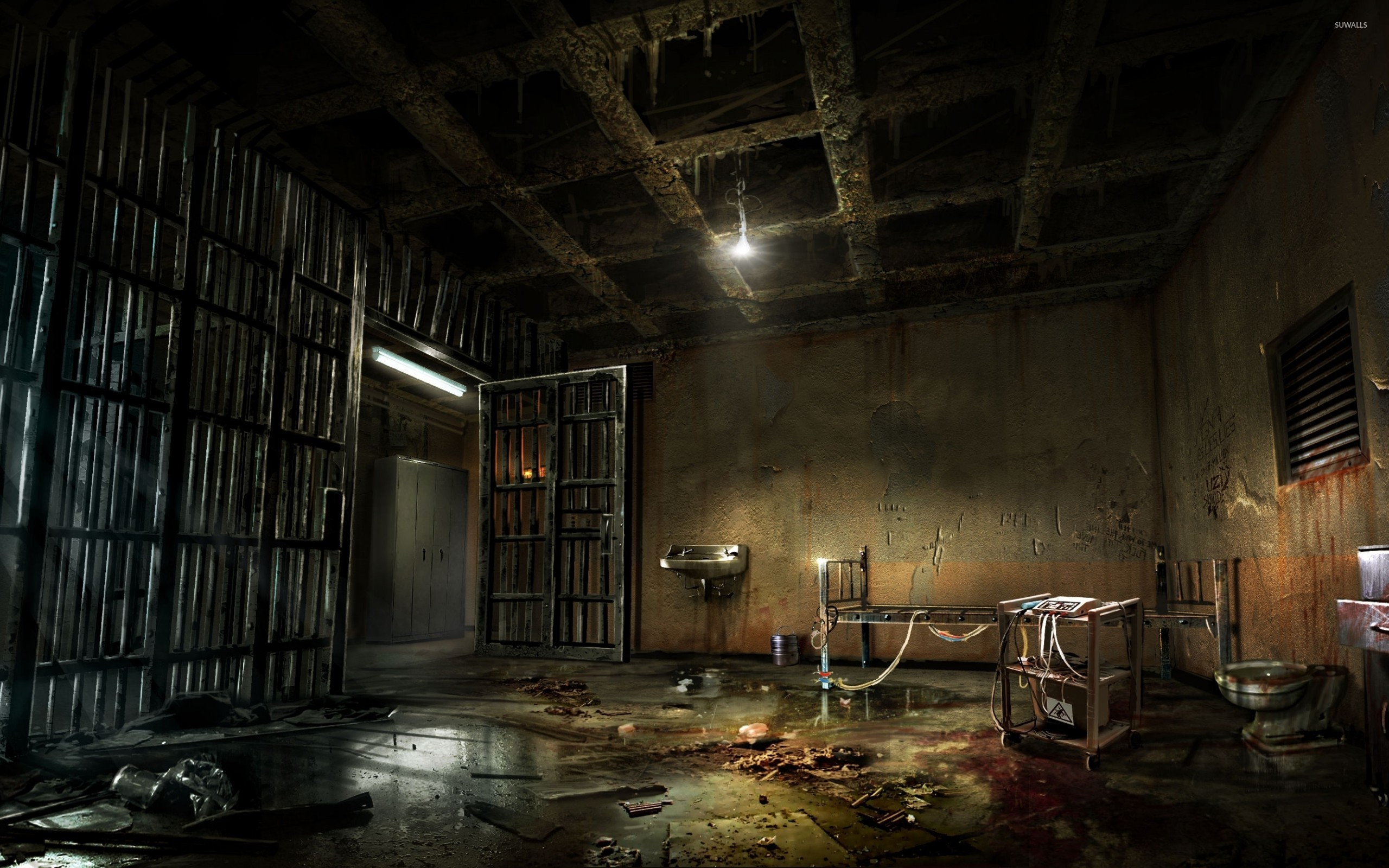 Alone In The Dark Wallpaper Game Wallpapers 20724