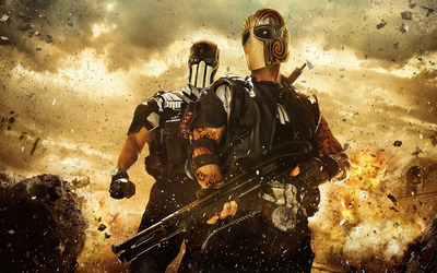 Alpha and Bravo - Army of Two: The Devil's Cartel wallpaper