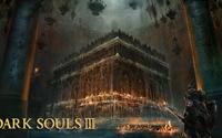 Altar in a church in Dark Souls III wallpaper 1920x1080 jpg