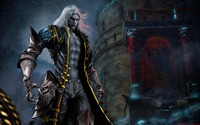Alucard - Castlevania: Lords of Shadow 2 wallpaper 2880x1800 jpg