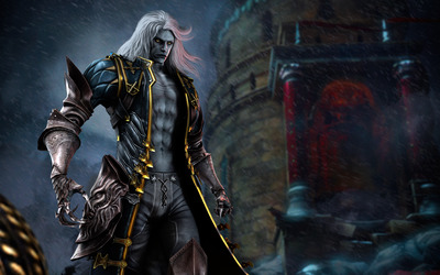 Alucard - Castlevania: Lords of Shadow 2 wallpaper