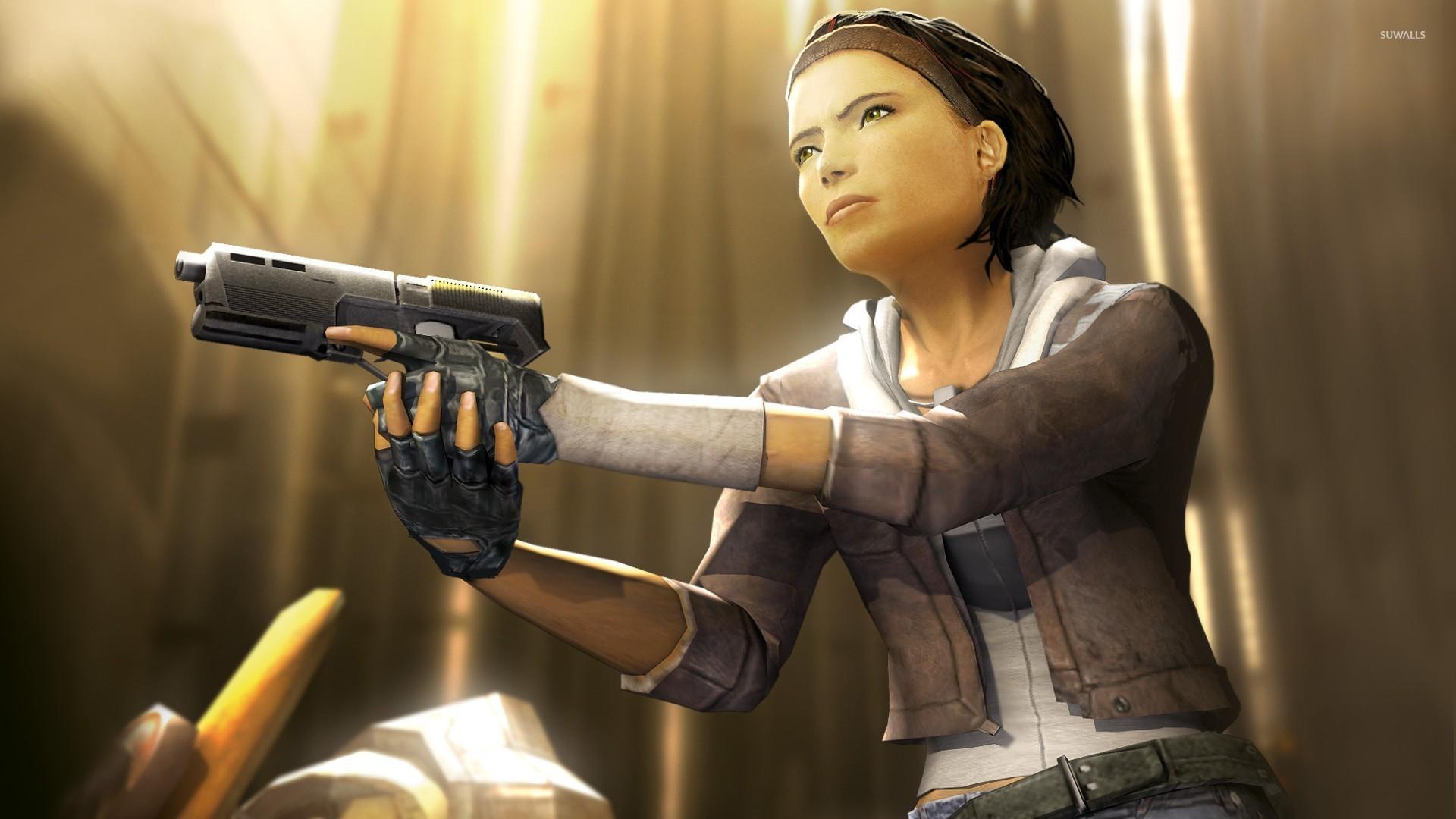 Alyx Vance Half Life 2 Wallpaper Game Wallpapers 20746