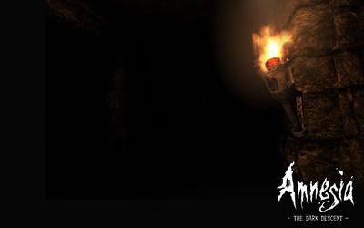 Amnesia: The Dark Descent [5] wallpaper