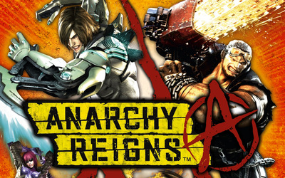 Anarchy Reigns wallpaper