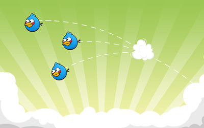 Angry Birds [5] wallpaper