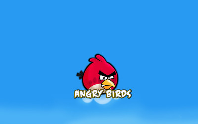 Angry Birds [2] wallpaper