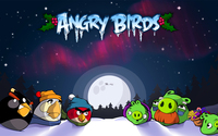 Angry Birds Seasons: Season's Greedings wallpaper 1920x1080 jpg