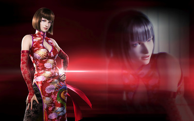 Anna Williams - Tekken wallpaper