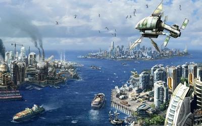 Anno 2070 [2] wallpaper