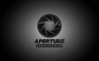 Aperture Laboratories from Portal wallpaper