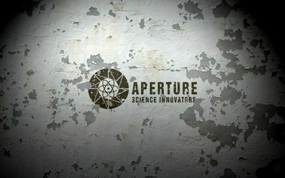 Aperture Science Innnovators wallpaper