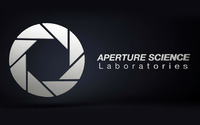Aperture Science Laboratories wallpaper 1920x1200 jpg