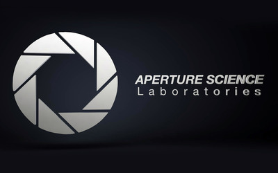 Aperture Science Laboratories wallpaper