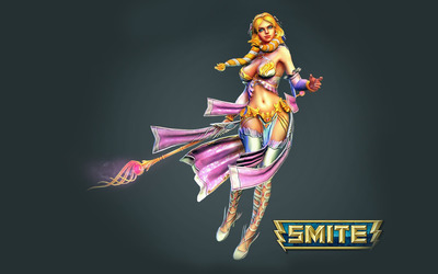 Aphrodite - Smite wallpaper