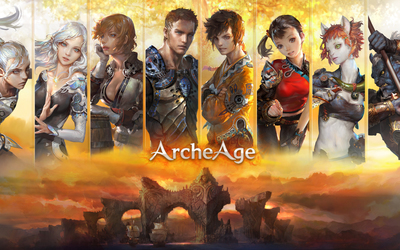 ArcheAge wallpaper