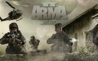ARMA II [6] wallpaper