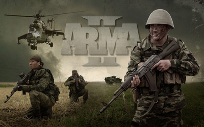 ARMA II [5] wallpaper