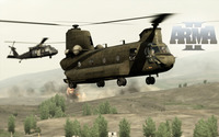 ARMA II: Combined Operations wallpaper 1920x1200 jpg