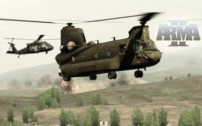 ARMA II: Combined Operations wallpaper