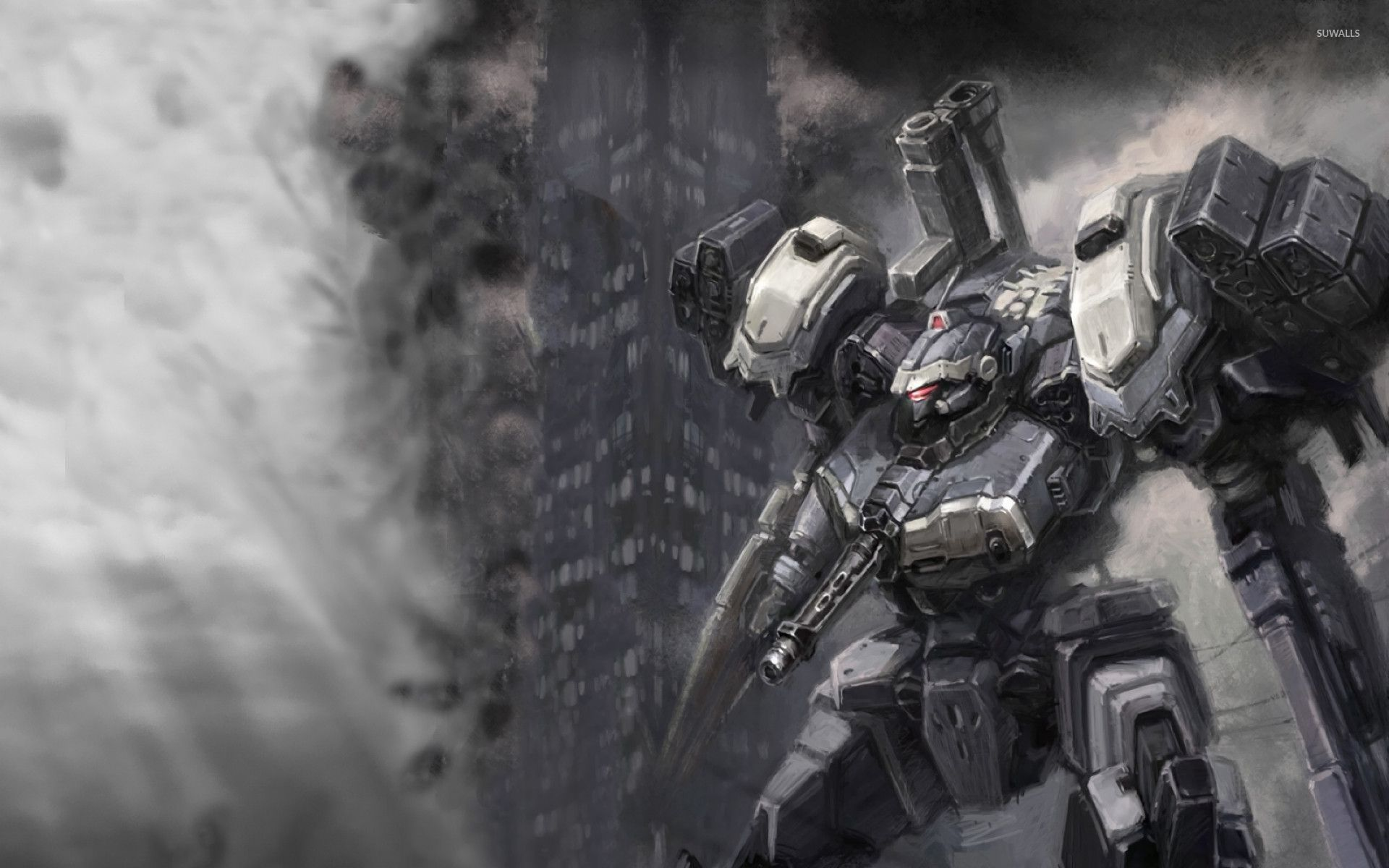 Armored core 3 wallpaper game wallpapers 29404 armored core 3 wallpaper voltagebd Images