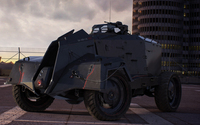 Armored Personnel Carrier in Half-Life wallpaper 1920x1200 jpg