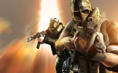 Army of Two [2] wallpaper