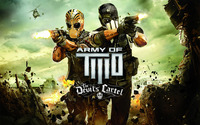 Army of Two: The Devil's Cartel [3] wallpaper 1920x1200 jpg