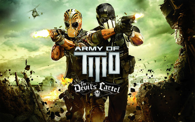 Army of Two: The Devil's Cartel [3] wallpaper