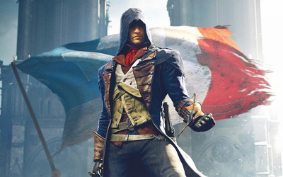 Arno Dorian - Assassin's Creed Unity wallpaper