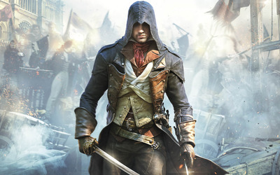 Arno Dorian - Assassin's Creed Unity [2] wallpaper