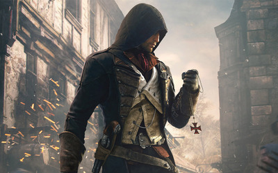 Arno Dorian - Assassin's Creed Unity [3] wallpaper