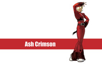 Ash Crimson - The King of Fighters [2] wallpaper 2560x1600 jpg