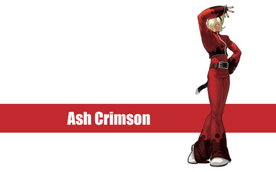 Ash Crimson - The King of Fighters [2] wallpaper