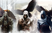 Assassin's Creed: Brotherhood [4] wallpaper 1920x1080 jpg
