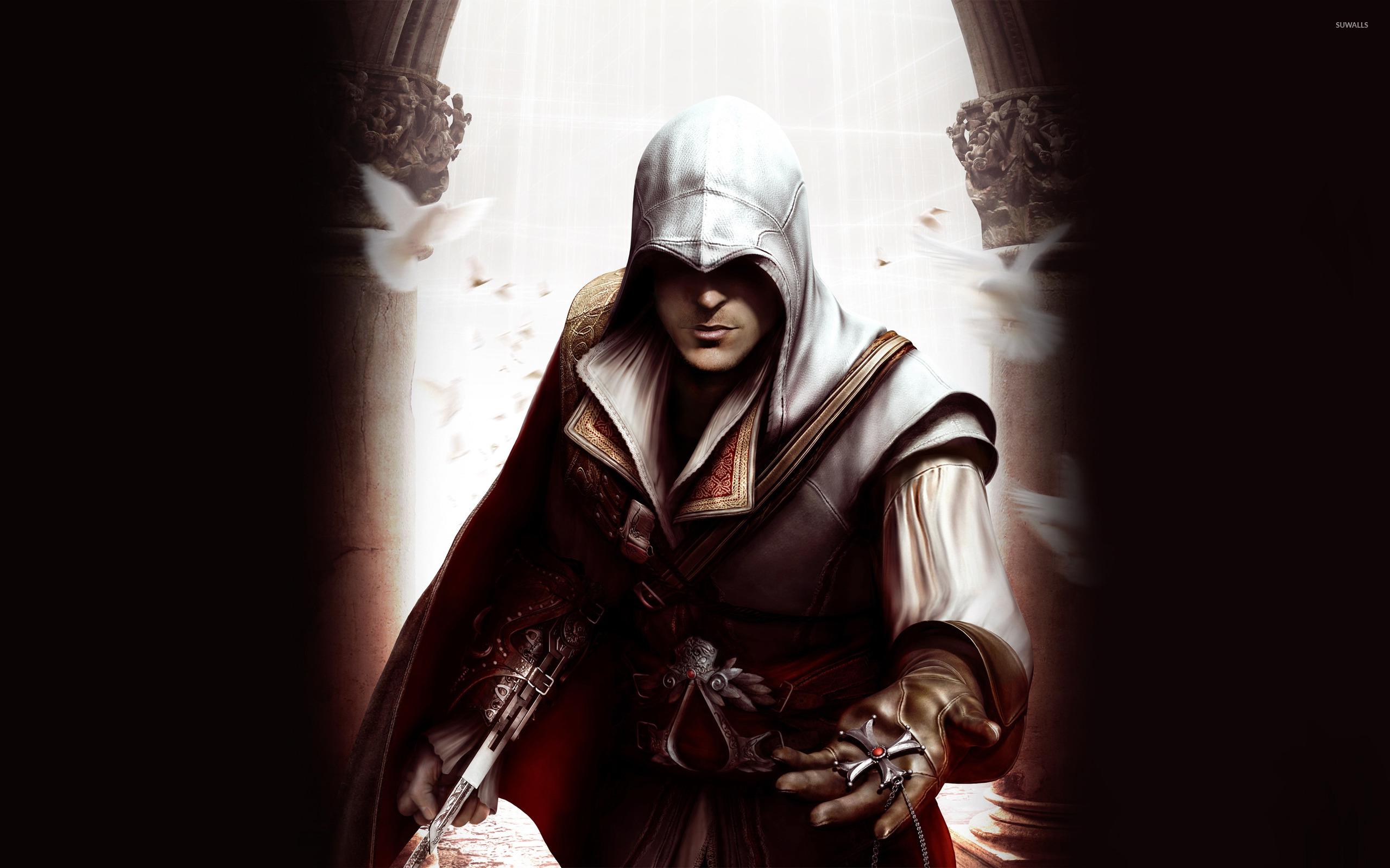 Assassin's Creed II Wallpaper