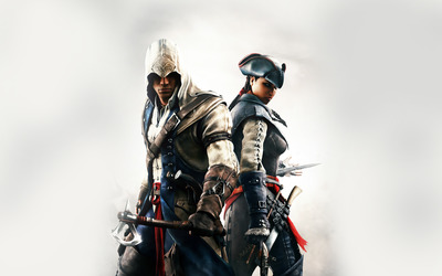Assassin's Creed III [8] wallpaper