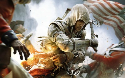 Assassin's Creed III [4] wallpaper