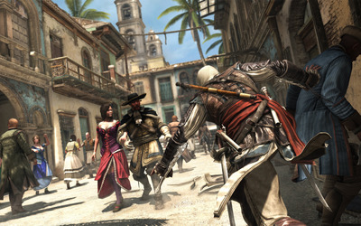 Assassin's Creed IV: Black Flag [11] wallpaper