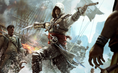 Assassin's Creed IV: Black Flag [8] wallpaper