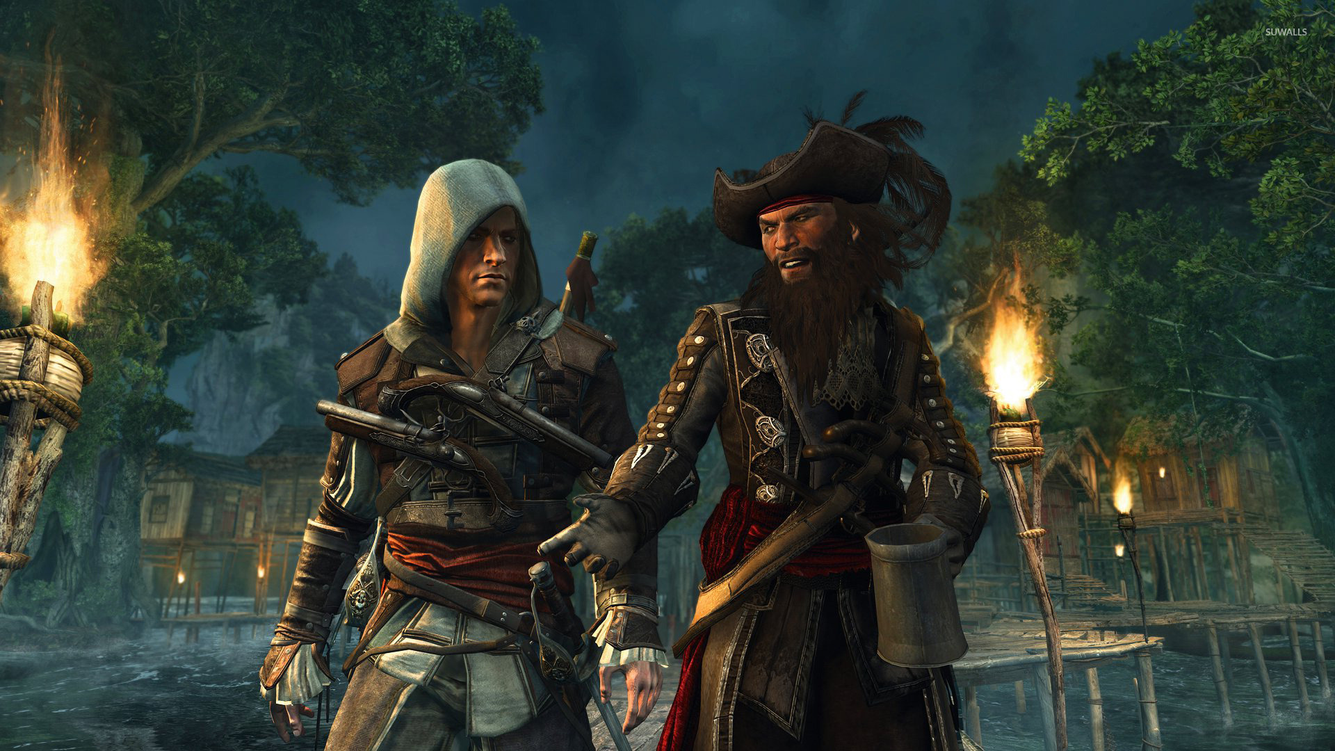 assassins creed iv black flag 20 wallpaper