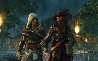 Assassin's Creed IV: Black Flag [20] wallpaper