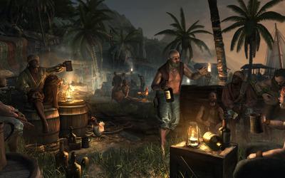 Assassin's Creed IV: Black Flag [25] wallpaper