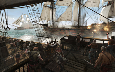 Assassin's Creed IV: Black Flag [19] wallpaper