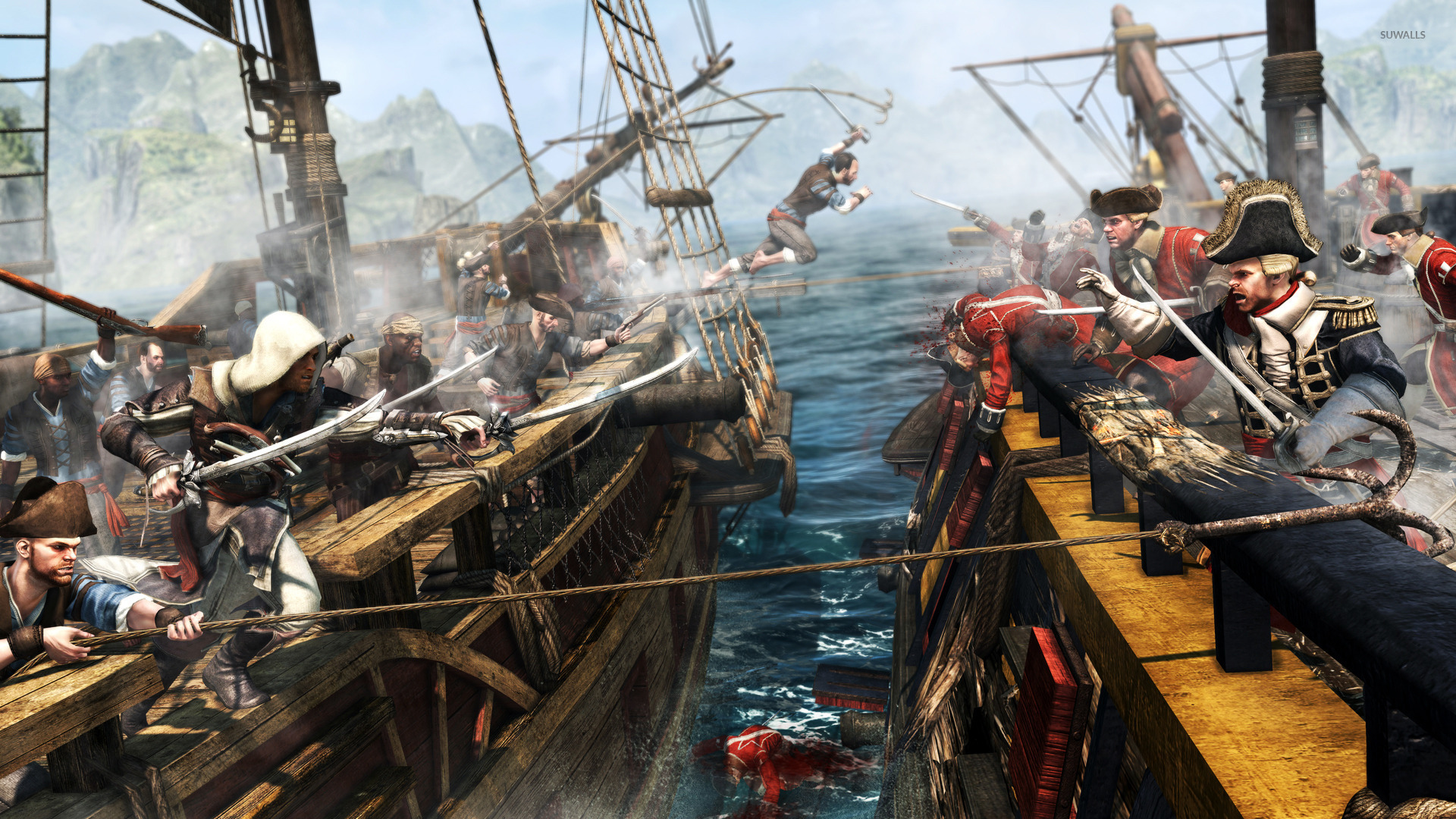 Assassin S Creed Iv Black Flag 9 Wallpaper Game Wallpapers