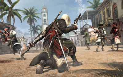 Assassin's Creed IV: Black Flag [17] wallpaper