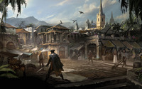 Assassin's Creed IV: Black Flag [10] wallpaper 2880x1800 jpg