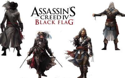 Assassin's Creed IV: Black Flag [16] wallpaper